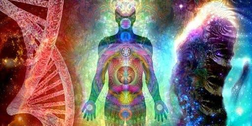 Galactic Consciousness Tektite Crystal Meditation Day