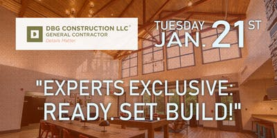 Experts Exclusive: Ready. Set. Build!