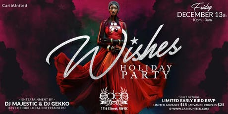 Wishes - A Holiday Party tickets