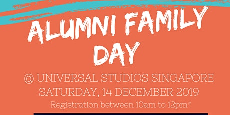 MDIS Alumni Family Day tickets
