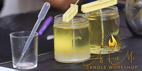 Sip & Scent Candle Making Workshop tickets