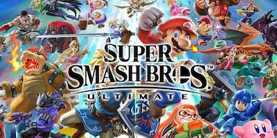 Smash Bros Ultimate Tournament Fundraising for Humane Society