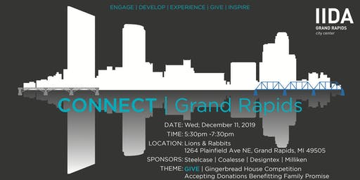 CONNECT | Grand Rapids: Gingerbread House Making Competition