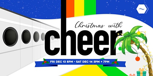 Christmas with Cheer l Dec 13 & 14 at The Hope Center
