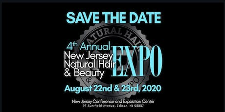4th Annual New Jersey Natural Hair & Beauty Expo tickets