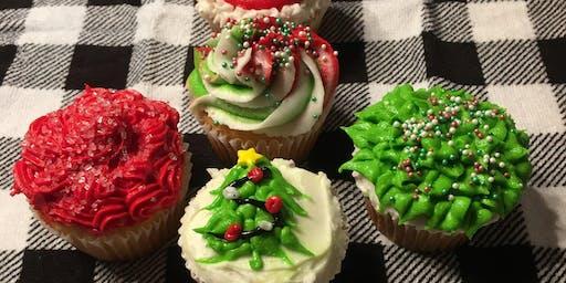 Kids Cupcake Decorating