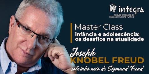 Joseph Knobel Freud | Infância e Adolescência: Os desafios na atualidade
