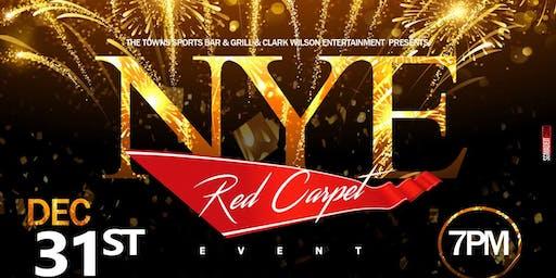 NYE Red Carper Event