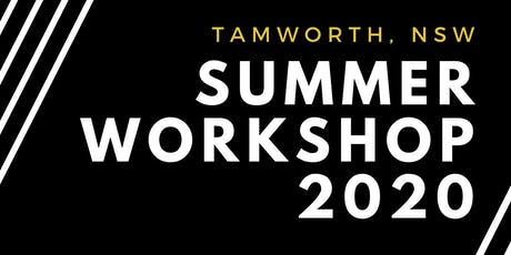 Summer Workshop 2020 tickets