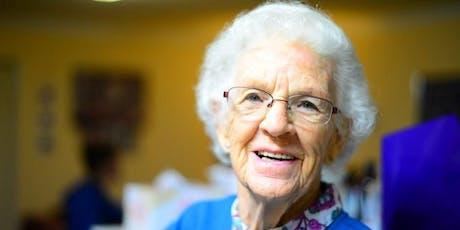 Seniors Festival - Meet and Greet tickets