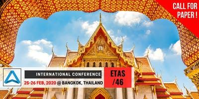 46th International Conference on Engineering, Technology and Applied Science (ETAS-46)