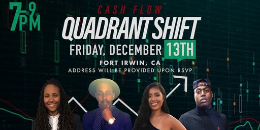 Fort Irwin Cash Flow Quadrant Shift