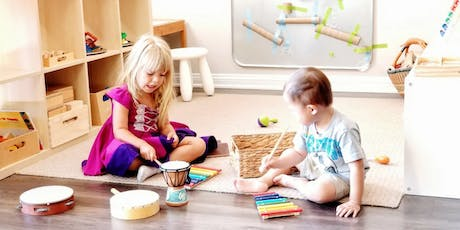 Meet Karen and learn how to start your own in-home preschool tickets