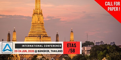 58th International Conference on Engineering, Technology and Applied Science (ETAS-58)