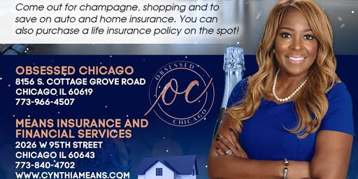 Fashion meets Finance:  Shop, Sip and Save at Obsessed Chicago Boutique
