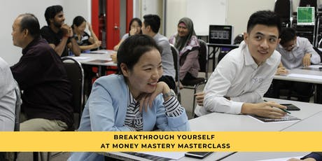 [Live Seminar Penang December] Smart Strategies To Multiply Your Income Streams tickets