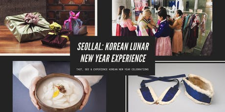 Seollal: Korean Lunar New Year experience tickets
