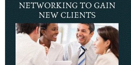 NETWORKING FOR REALTORS: HOW TO INCREASE NEW BUYERS tickets