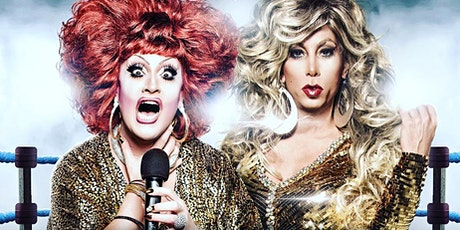 Battle of the Bitches: Jackie Beat & Sherry Vine tickets