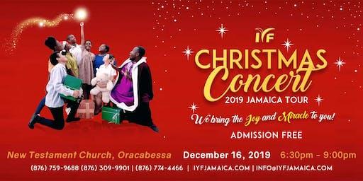 2019 IYF Christmas Concert Tour - Oracabessa