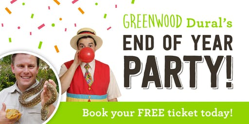 Join us for Greenwood Dural's End of Year Party