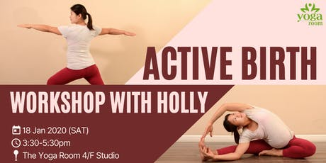 Active Birth Workshop with Holly tickets