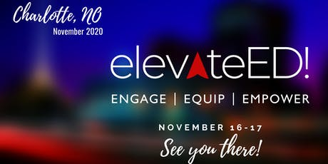 elevateED! Conference 2020 tickets
