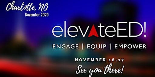 elevateED! Conference 2020