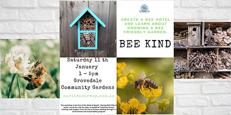 Bee Kind - Bee Hotel  & Nectary tickets