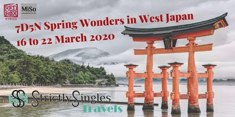 7D5N Spring Wonders in West Japan tickets