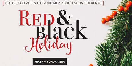 Rutgers Black & Hispanic MBA Holiday Fundraiser 2019 tickets