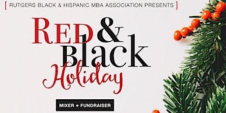 Rutgers Black & Hispanic MBA Holiday Fundraiser 2019 tickets