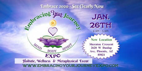 Embracing Your Journey Expo Jan. 26, 2020 tickets