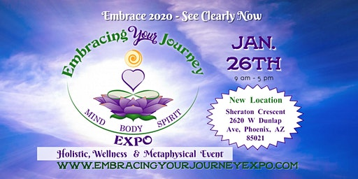 Embracing Your Journey Expo Jan. 26, 2020