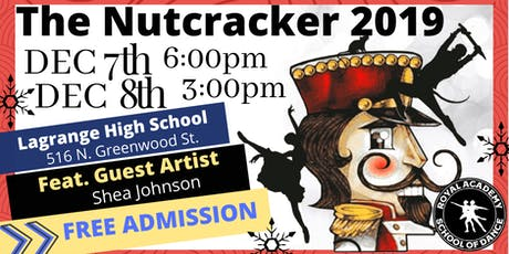 NUTCRACKER Ballet 2019 tickets