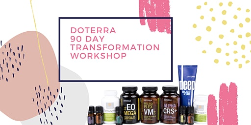 FREE CLASS: DoTERRA 90 Day Transformation Workshop