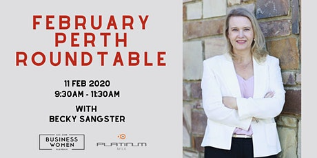 Perth, BWA: Monthly Roundtable tickets