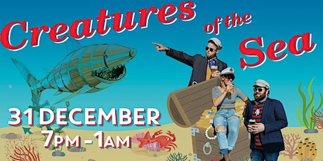 Creatures of the Sea NYE Party tickets