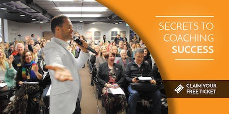 Secrets to Coaching Success tickets