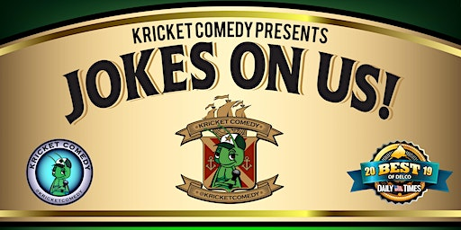 Kricket Comedy Presents: Jokes On Us!