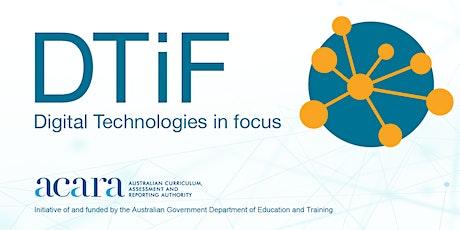 Consistent teacher judgement (CTJ) and Digital Technologies workshop - Parkes tickets