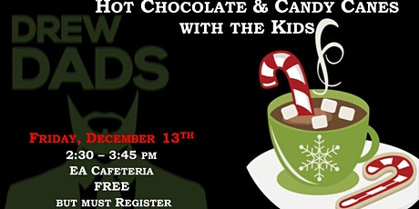 SOLD OUT - Hot Chocolate & Candy Canes with the Kids tickets