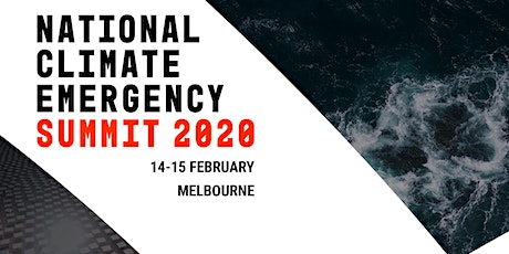 National Climate Emergency Summit - Delegate Ticke tickets