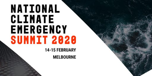 National Climate Emergency Summit - Student Tickets