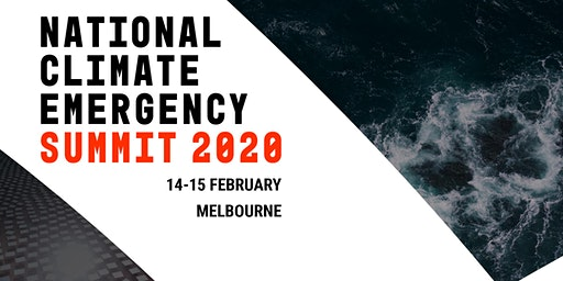 National Climate Emergency Summit - Student Ticket