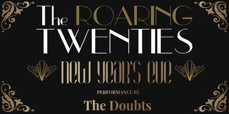 Roaring 20's New Year's Eve @ Failte Irish Pub! tickets