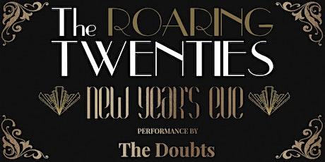 Roaring 20's New Year's Eve @ Failte Irish Pub! tickets