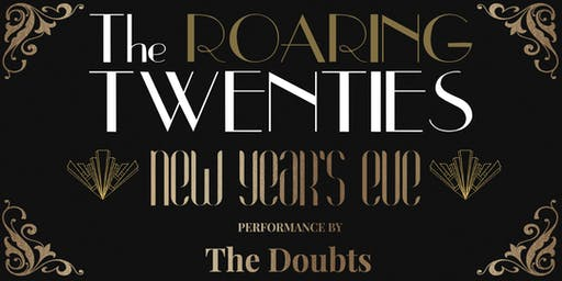 Roaring 20's New Year's Eve @ Failte Irish Pub!