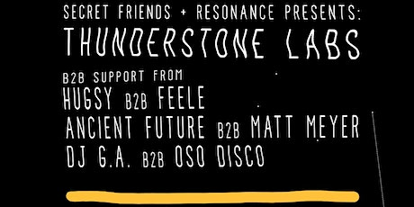 THUNDERSTONE LABS at The Valencia Room tickets