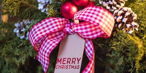 Make a Christmas Wreath @ Kingston Library